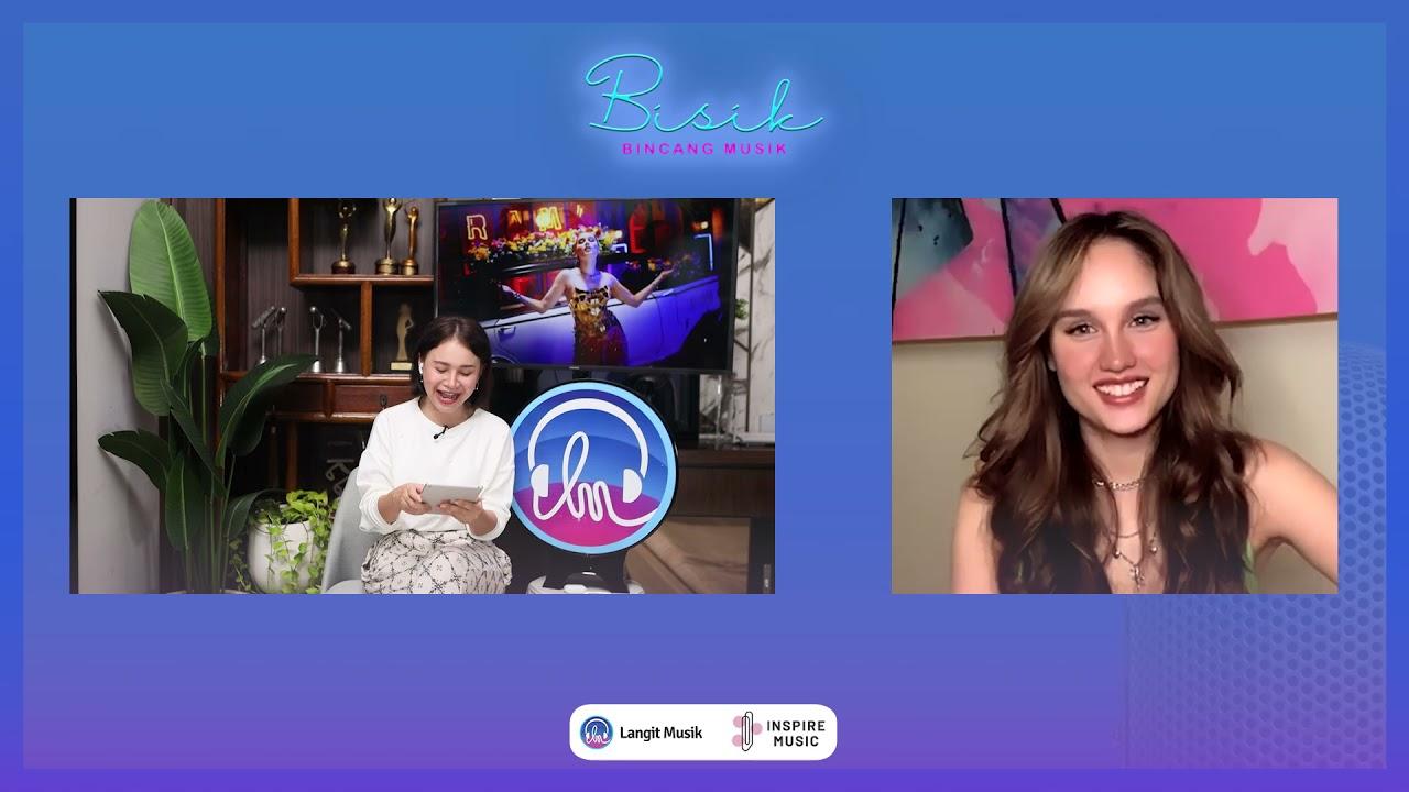 CINTA LAURA BANGUN JAM 3 PAGI GARAP VIDEO MUSIK MARKISA | BISIKWITHROSSA