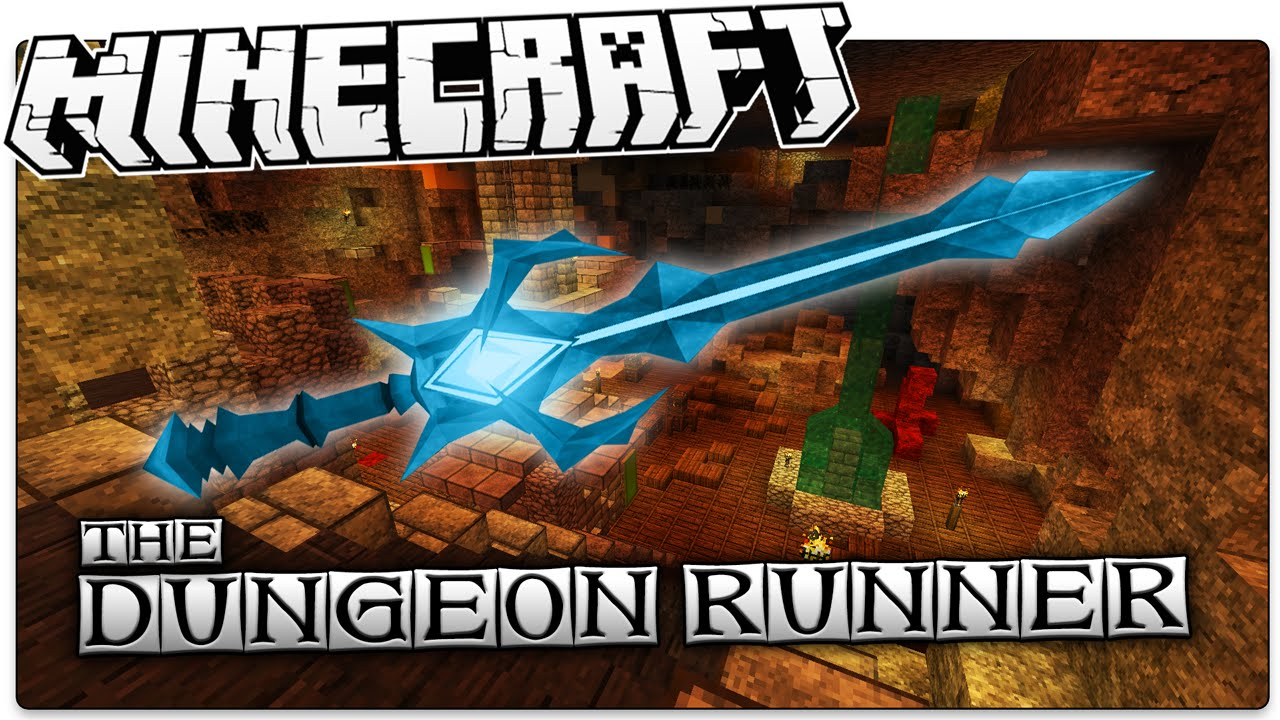 """Parkour] """"dungeon runner"""" maps mapping and modding: java."""