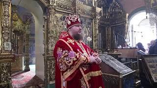 Слово митрополита Ферапонта в день памяти усекновения главы Иоанна Предтечи