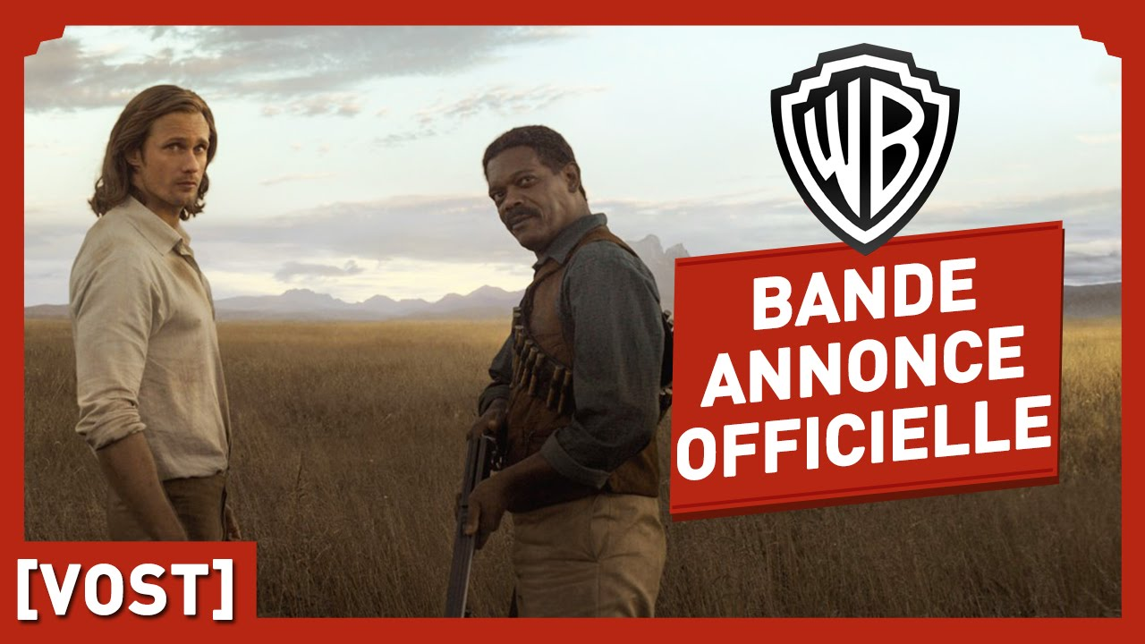 Tarzan - Bande Annonce Officielle 4 (VOST) - Alexander Skarsgård, Margot Robbie