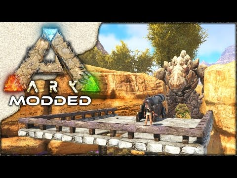 MODDED ARK: Scorched Earth ~ Ep 11 ~ SOLO ROCK ELEMENTAL TAMING!!