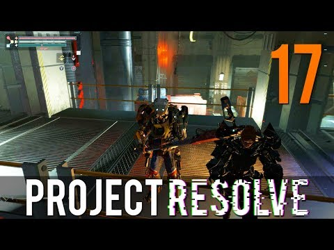 [17] Project Resolve (Let's Play The Surge PC w/ GaLm)