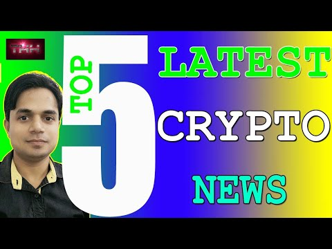 Latest Cryptocurrency News In Hindi | Top 5 Crypto News Today | Latest Bitcoin News