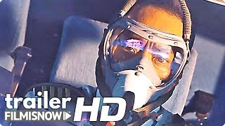 THE CAPTAIN (2019) Trailer | Andrew Lau Epic Disaster Movie