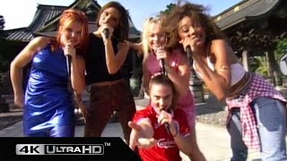 Spice Girls - Wannabe (Top of the Pops 1997) 4K 60fps