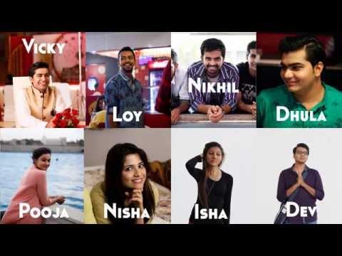 Talented Cast Of Chhello Divas Youtube