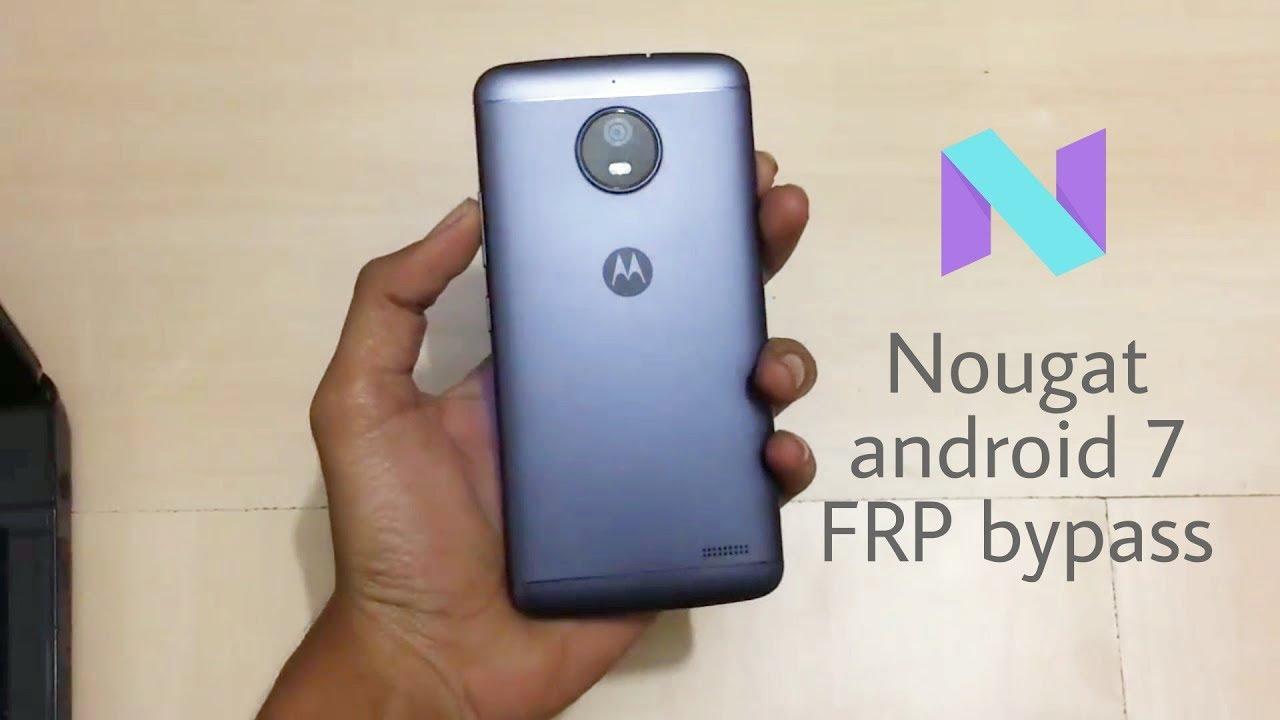 How To Flash Motorola Moto E4 Xt1760 By Volcano Box Inferno