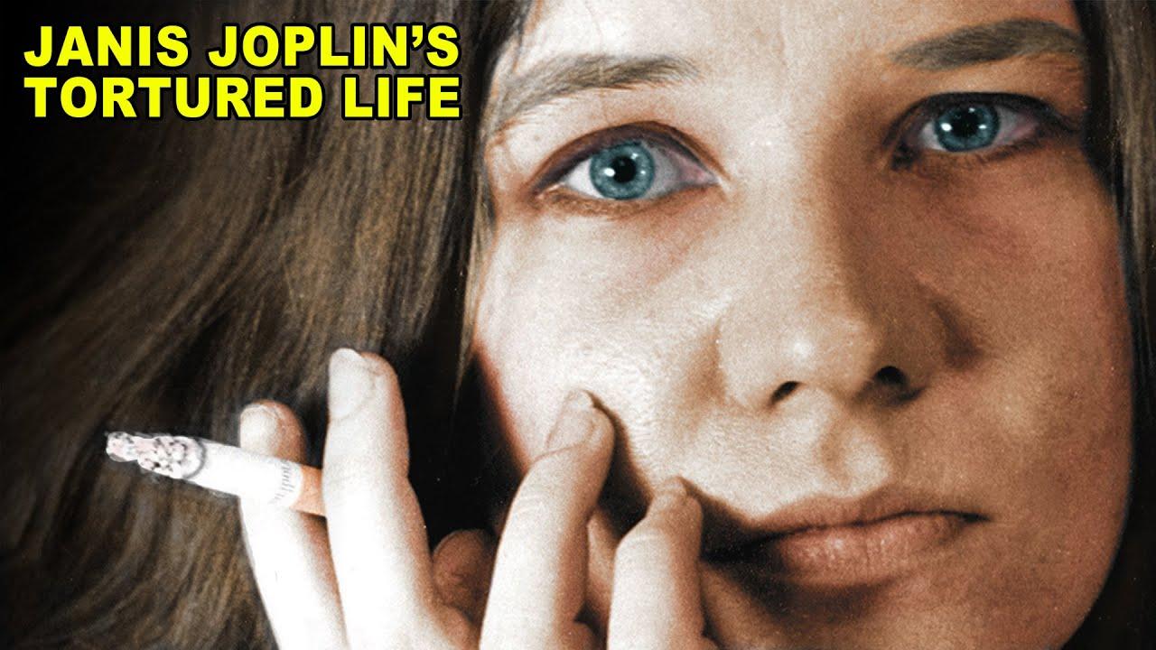 The Tortured Life of Janis Joplin