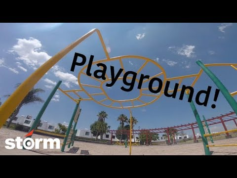Freestyle Playground Edition