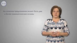Русский 5 Простое и сложное предложения