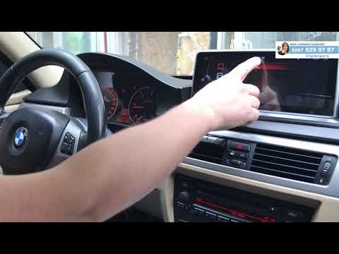 BMW E90 Myway Android Multimedya Interface Sistem Ve Joystic Inceleme - Emr Garage
