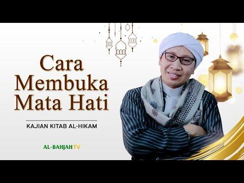 Cara Membuka Mata Hati Untuk Melihat Allah | Buya Yahya | Majelis di Attaqwa Cirebon | 5 Maret 2018