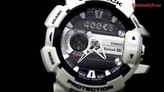 Обзор ударопрочных часов Casio G-Shock GBA-400-7C c Bluetooth