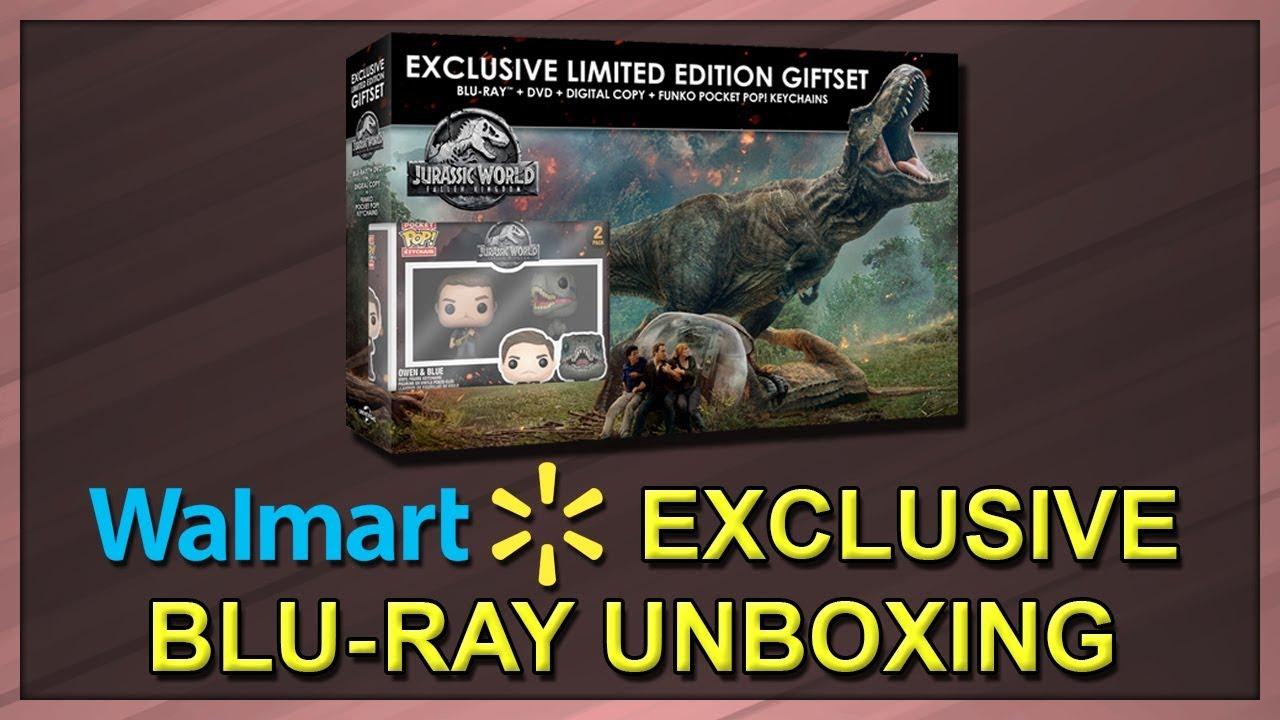 Universal Studios Exclusive Jurassic World Fallen Kingdom Keychain New