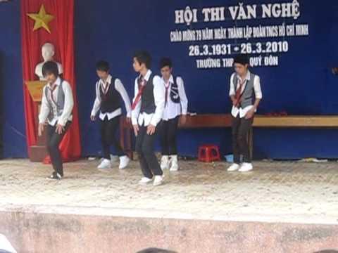 Sorry Sorry 12e [2007-2010]  Lê Quý Đôn - Nam Định ngày tổng duyệt
