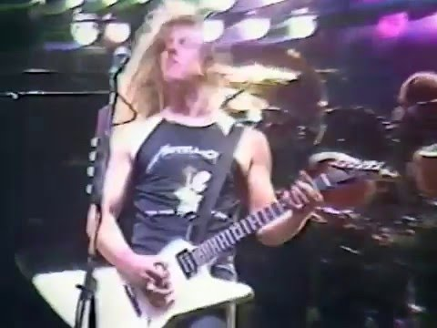 Metallica: No Remorse (Live at the Metal Hammer Festival - 1985)