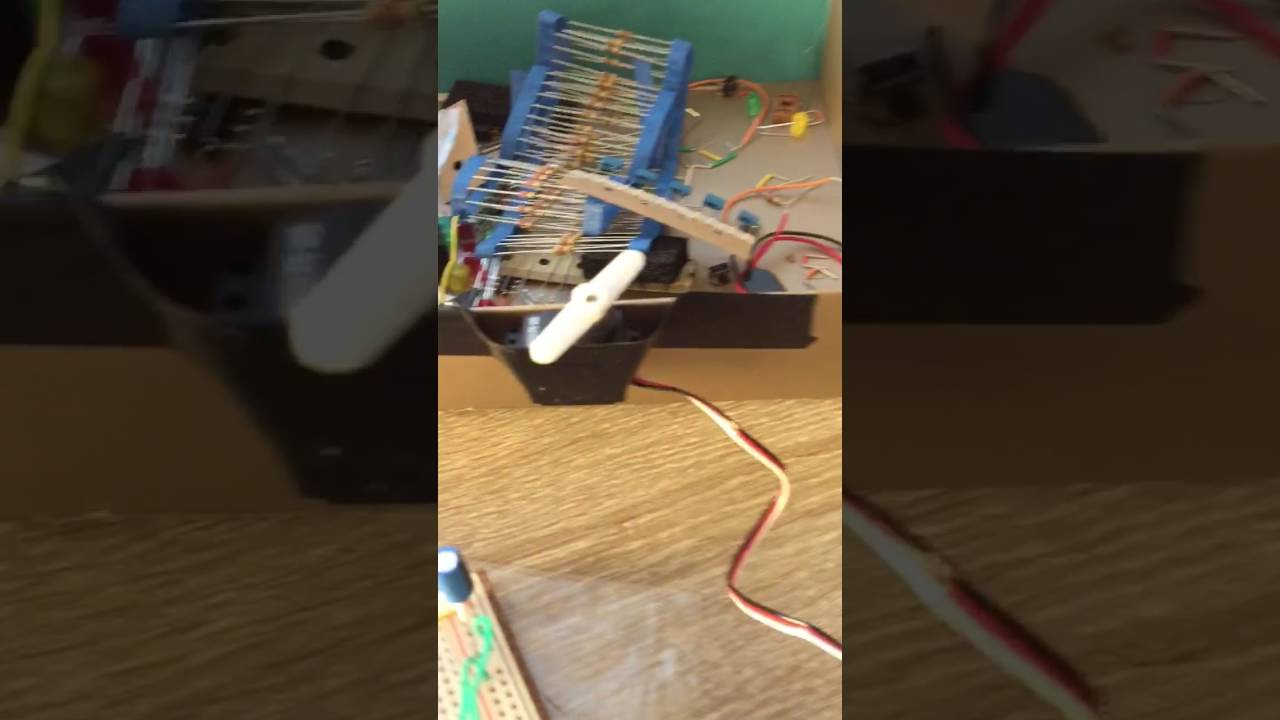 Very simple way to control the speed of servo motor with arduino