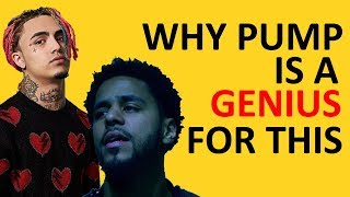 Why Lil Pump is a GENIUS For His Interview w/ J COLE