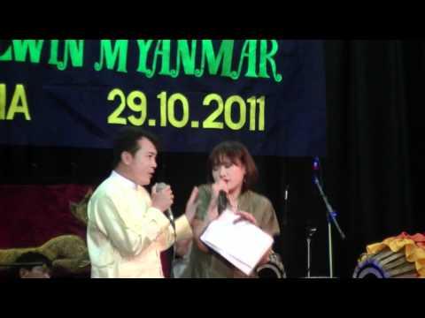 Burmese Radio Fund rasing for PyinOoLwin 2011