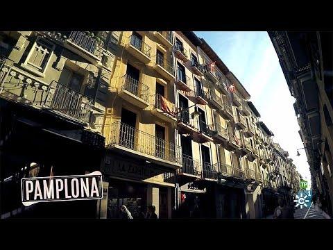Andaluces x España   Pamplona
