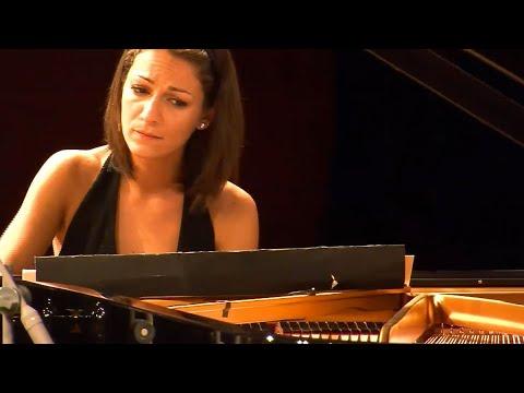 Mozart - Piano Concerto No.12 in A major, K. 414 (Maria Radutu & ensemble LUX)
