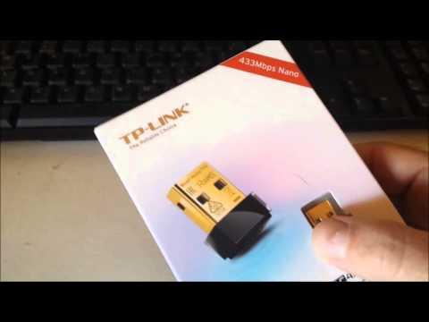 Review: TP-LINK Archer T1U Wireless AC450 Nano USB Adapter