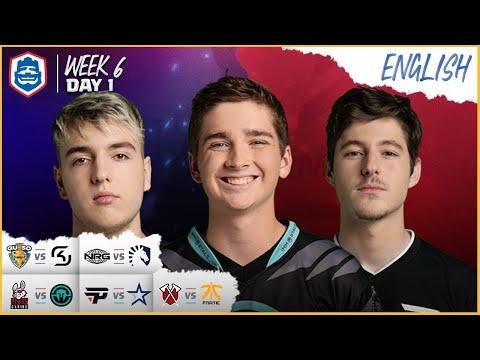 Clash Royale League: CRL West Fall 2019 | Week 6 Day 1! (English)