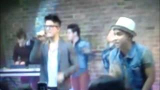 Gustavo y Rein Los Nene En Premios Pepsi