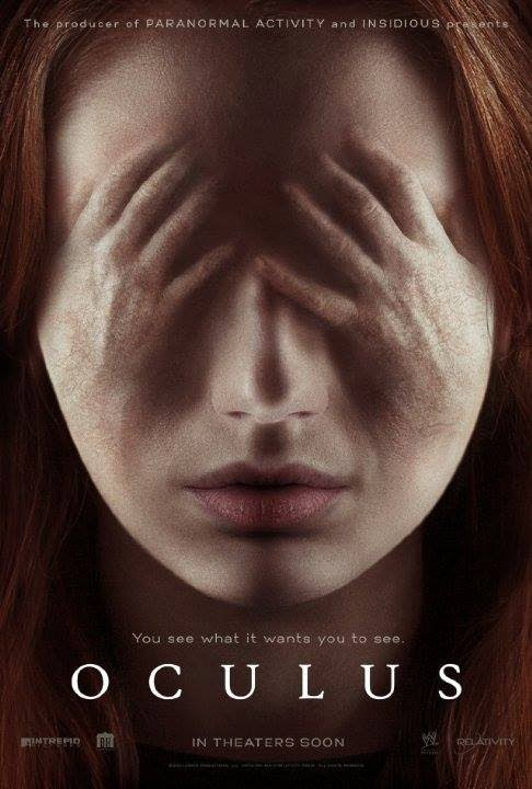 Top 10 best horror movies 2014 oculus 2013