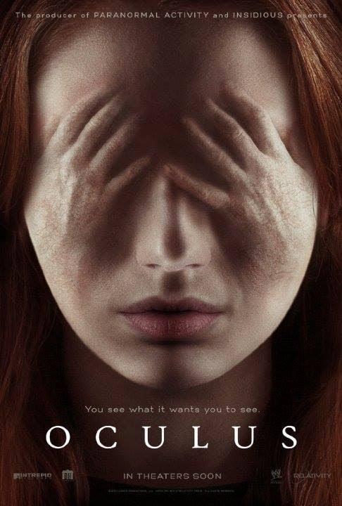Top 10 best horror movies 2014 oculus 2013