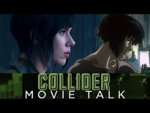 Collider Movie Talk - Producer Defends Scarlett Johansson Ghost In The Shell Casting