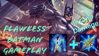EARLY TEMPO CONTROL | Batman | Conqueror Ranked | Arena Of Valor / ROV / 傳說對決 / 傳說對決