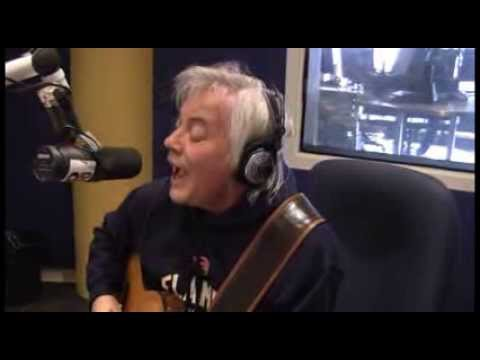 Alfie Zappacosta performs live on the 630 CHED Afternoon News