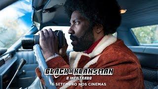 """Blackkklansman: O Infiltrado"" - Spot Alistar (Universal Pictures Portugal)   HD"