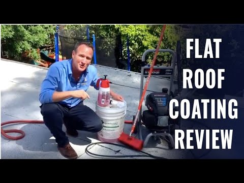 Part What Is The Best Roof Coating For Flat Roofs