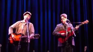 Billy Bragg & Joe Henry - Waiting For A Train