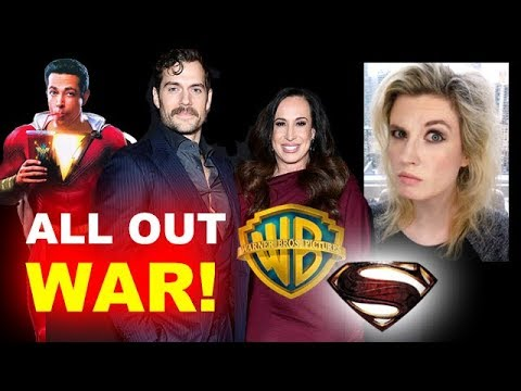 Henry Cavill OUT as Superman in DCEU?!