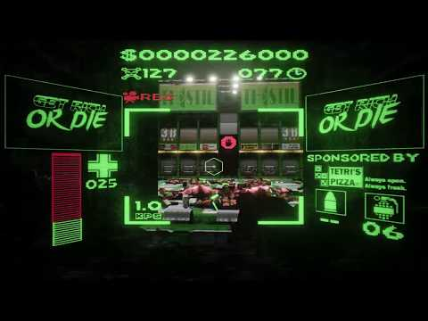 Get Rich Or Die 2 - Awesome 80's Movie Inspired First Person Smash TV!