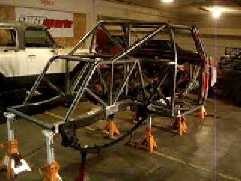 Baja Blazer chassis for the Baja 1000 and Mint 400 under ...