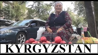 Welcome to Kyrgyzstan/Bishkek Part 1