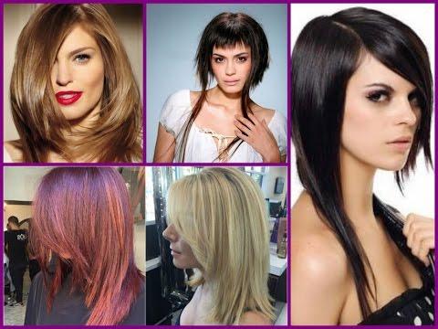 25 Fashion Haircut for Middle Length Hair