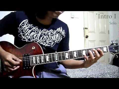 สอน การเล่น guitar แดนเนรมิต - Big Ass By Avi [v] + TAB