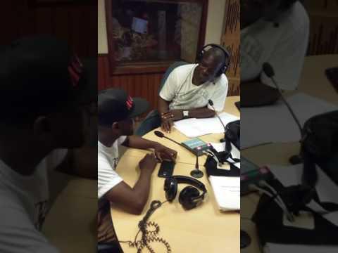 NEWLIFE - Entrevista no Programa DISCOLÂNDIA na Radio Nacional de Angola