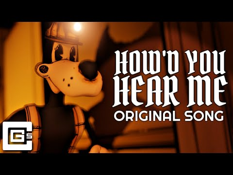 "BORIS AND THE DARK SURVIVAL SONG ▶ ""How'd You Hear Me"" (feat. The Stupendium) 