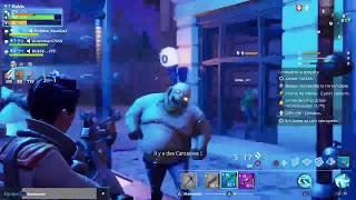 FORTNITE SAUVER THE WORLD FONTAINEBOIS mission TOUBIB IN LIVE episode 3