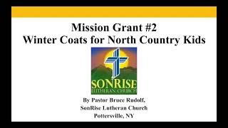 LWML Atalntic District 2021 Mission Grant #2