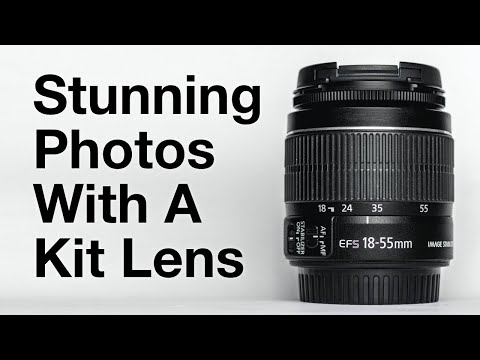 4 Simple Tips For Taking Stunning Photos With A Kit Lens