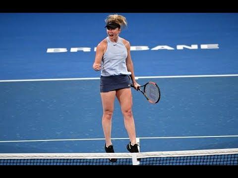 2018 Brisbane International Second Round | Elina Svitolina vs. Ana Konjuh | WTA Highlights