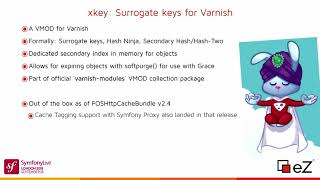 SymfonyLive London 2018 - Andre Romcke - Take your Http caching to the next level with xkey & Fastly