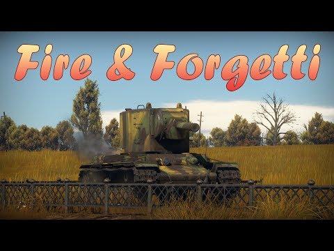 Fire & Forgetti   KV-2 mod. 1940   Realista